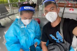 Lương Bằng Quang - Ngân 98 được 'giải cứu' sau 4 tháng mắc kẹt