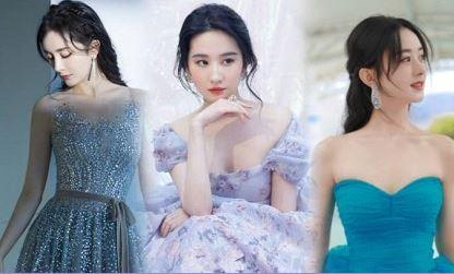 11 mỹ nhân Cbiz trong tạo hình công chúa: Lưu Diệc Phi đẹp tựa nữ thần, Phạm Băng Băng 'chiếm sóng' thảm đỏ Cannes