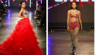 Hoa hậu Tiểu Vy và Minh Tú đối đầu trên sàn catwalk, ai đỉnh hơn?