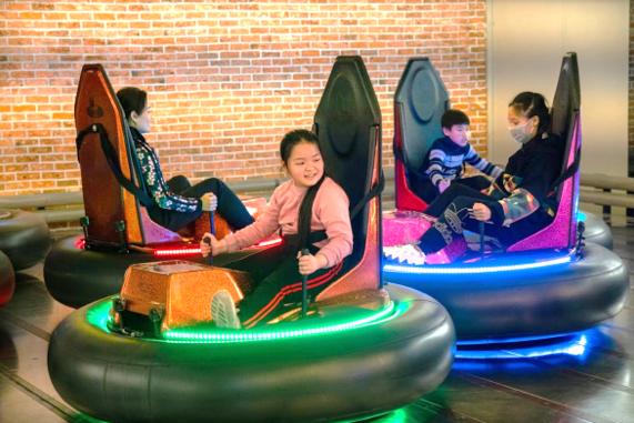 """Đón Tết 2021 tại trung tâm giải trí """"sang – xịn – mịn"""" Timezone Vietnam"""
