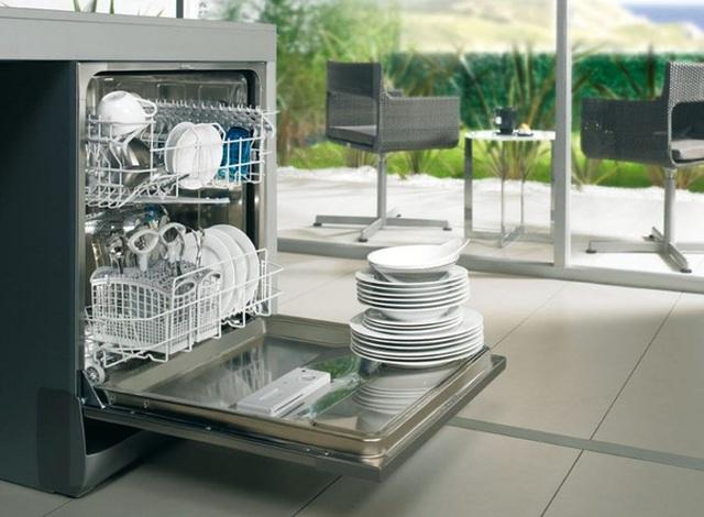Máy rửa bát có thực sự hiệu quả như trong tưởng tượng?