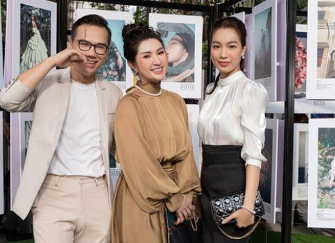 Nguyễn Hồng Nhung hài lòng với cuộc sống hiện tại