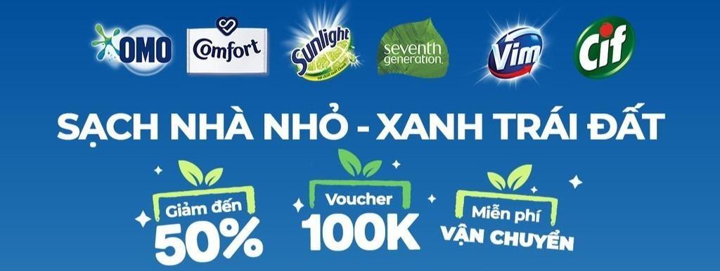 Unilever và Shopee chung tay thúc đẩy cộng đồng xanh sạch ở Đông Nam Á